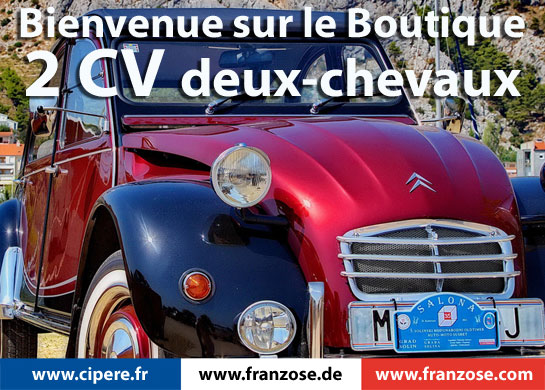 Boutique 2Cv Cipere